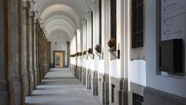 Claustro del Edificio Sabatini