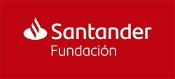 Logo Fundación Santander