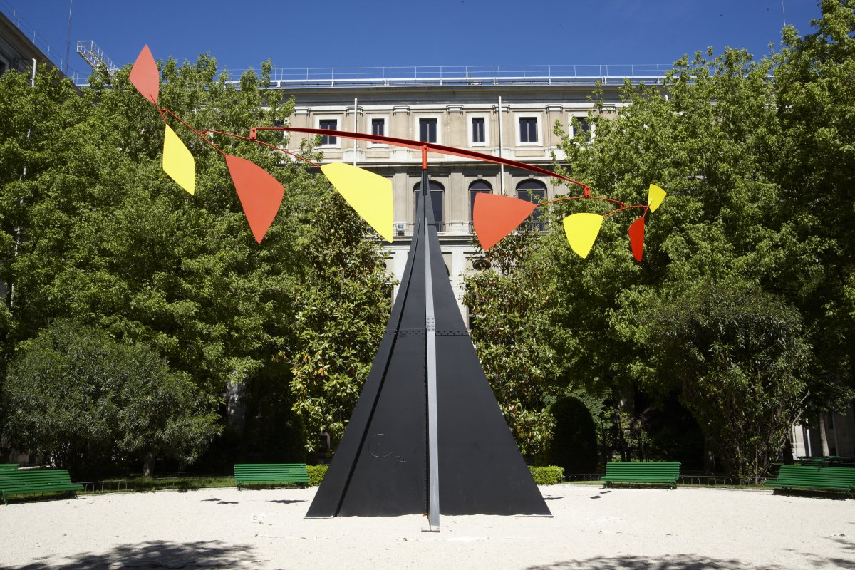 Jardín de Sabatini