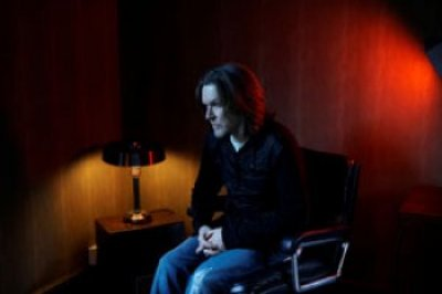 imagen de David Sylvian, productor Amplified Gesture