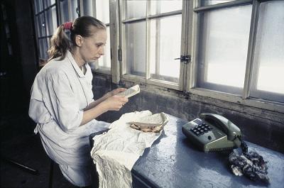 Aki Kaurismäki. The Match Factory Girl. Film, 1990