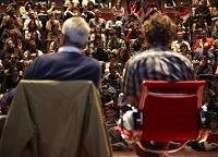 Vista de público. <em>Crisis y revoluciones posibles</em>, 2011