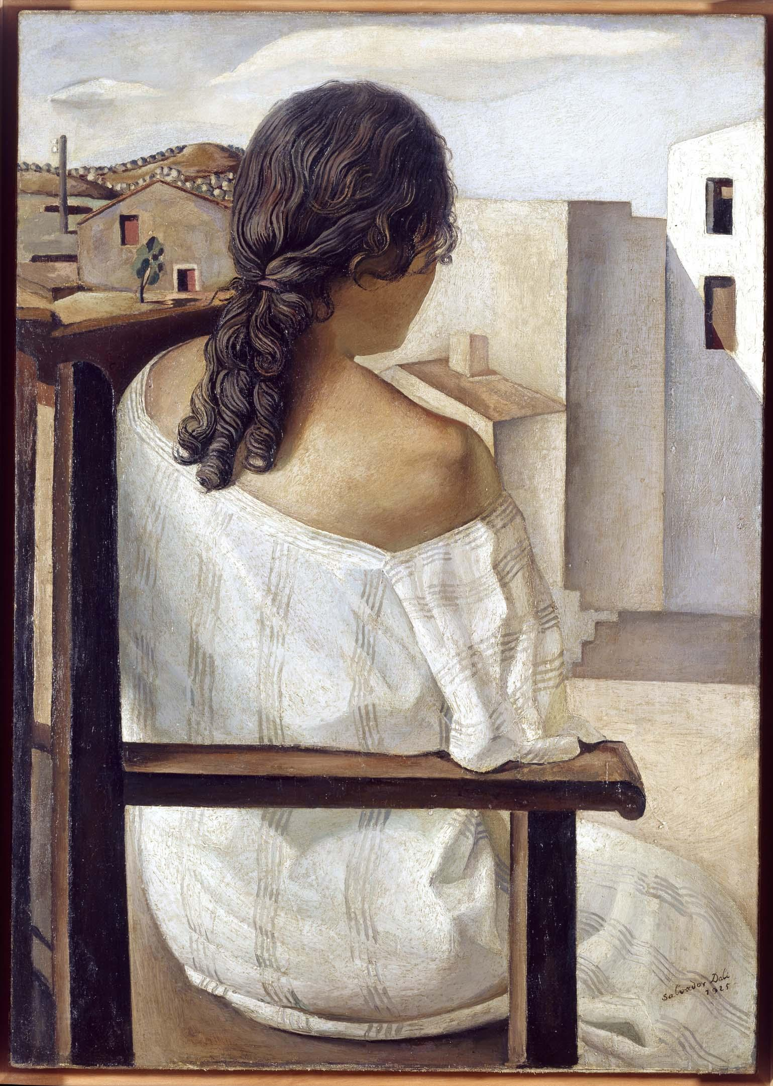 Salvador Dalí - Retrato (Portrait)