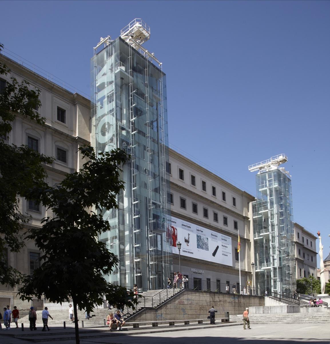 Edificio Sabatini Museo Reina Sofía