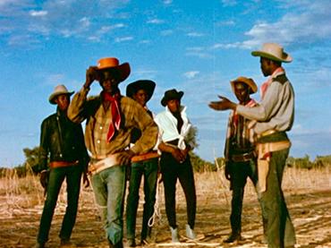 Moustapha Alassane. Le Retour de l'aventurier. Film, 1966