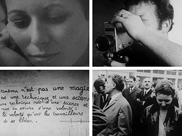 The Besançon Medvedkin Group. Classe de lutte (The Class of Struggle), Film. 1968