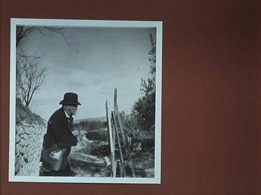 Jean-Marie Straub and Danièle Huillet. Cézanne. Dialogue avec Joachim Gasquet (Cézanne. Dialogue avec Joachim Gasquet). Film, 1990