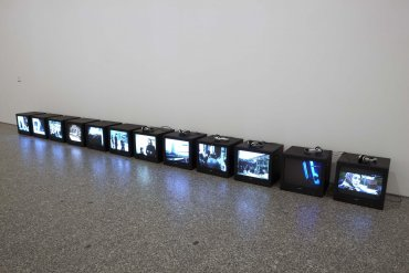 Harun Farocki. Auge / Maschine I, 2001