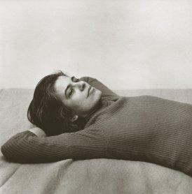 Peter Hujar. Susan Sontag,1975