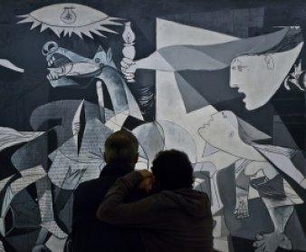 Image of Mario Giambattista. © Sucesión Pablo Picasso, VEGAP, Madrid, 2011