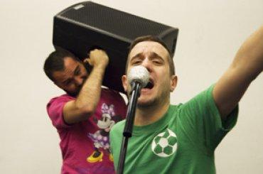 Pere Faura y Jorge Dutor. Coser y cantar