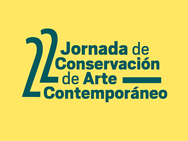 22nd Contemporary Art Conservation Conference, 2021