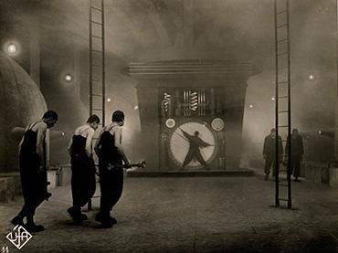Fritz Lang, Metrópolis, película, 1926