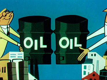 Carl Urbano y John Sutherland. Destination Earth. Película, 1956