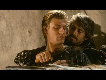 Derek Jarman. Caravaggio. Película, 1986