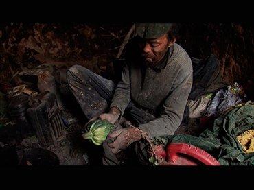 Wang Bing. Man with no name, film, 2009