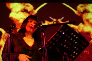Lydia Lunch. Ghosts of Spain