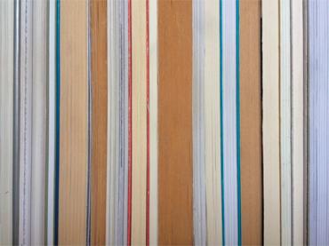 Enric Farrés Durán, Biblioteca sin títulos, 2017. Fotografía: Pau Ardid