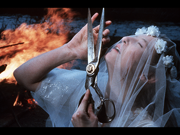 Derek Jarman. The Last of England. Film, 1987. Photograph: Mike Laye