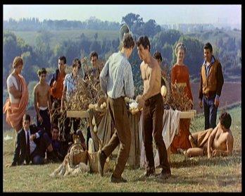 Pier Paolo Pasolini. La Ricotta, 1963
