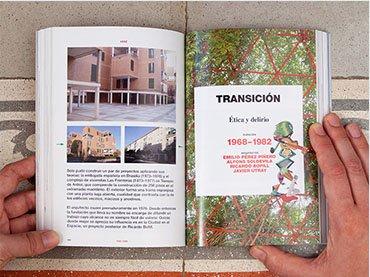 David Bestué. Página de .Formalismo puro. Un repaso a la arquitectura moderna y contemporánea de España. Libro, 2011.
