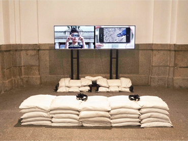 Hito Steyerl, Is the Museum a Battlefield?, 2013