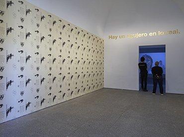 Vista de la exposición Dora García. Segunda Vez, Museo Reina Sofía, 2018