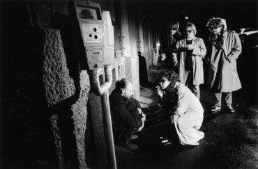 Aki Kaurismäki. Calamari Union. Película, 1985