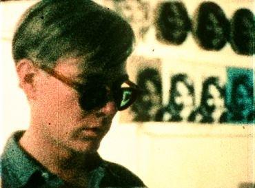 Marie Menken, Andy Warhol. Película 16 mm, 1965