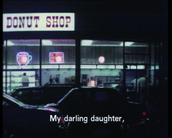 Chantal Akerman. News from Home. Película, 1976