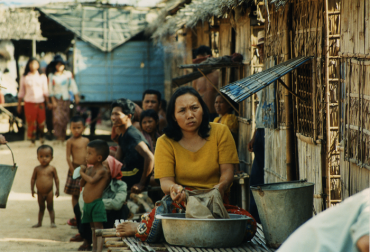 Rithy Panh. Site 2. Film, 1989