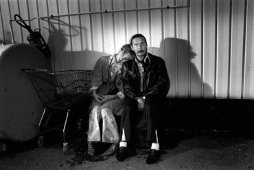 Aki Kaurismäki. Agárrate el pañuelo, Tatiana. Película, 1994