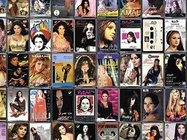 DJ K-Sets. La voz femenina en la música de cassette árabe. Concierto, 2015
