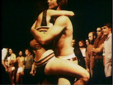 The Living Theather (Gwen Brown), Emergency. Película. 1968