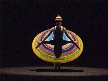 Gerhard Bohner. Realización: Henk van Dijk. Das triadische ballet. 1970
