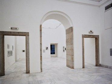 Vista de sala de la exposición. Werner Bischof. Fotografías (1932-1954), 1988