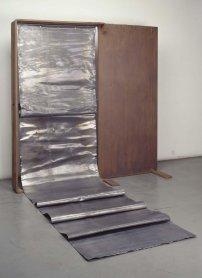 Martín Chirino. Homenaje a Malevich, 1986-1987, Escultura. Colección Museo Nacional Centro de Arte Reina Sofía, Madrid