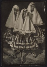 Ortiz Echagüe. Lagarteranas, 1925. Fotografía. Colección Museo Nacional Centro de Arte Reina Sofía, Madrid