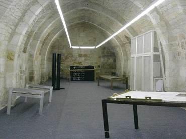 Exhibition view. Sergi Aguilar. Perimetrías, 2004
