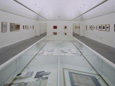 Exhibition view. Severo Sarduy, 1998