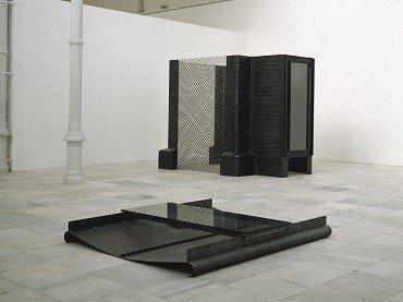 Vista de sala de la exposición. Susana Solano, 1992