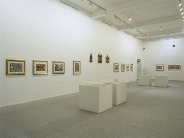 Exhibition view. Xul Solar, 2002