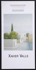 Tarjeta de invitación a la exposición de Xavier Valls en la Sala d'Art Artur Ramon, Barcelona (1999). Archivo Xavier Valls. Centro de Documentación