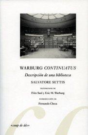 Warburg continuatus. Descripción de una biblioteca