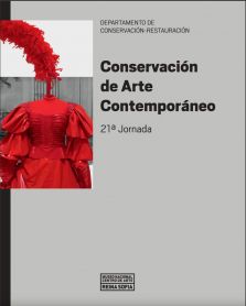 Portada de Conservación de Arte Contemporáneo 21ª Jornada