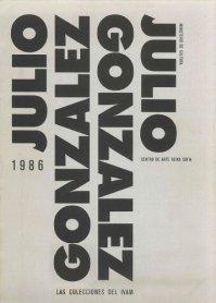 Julio González. Las colecciones del IVAM