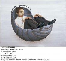 Tetsuya Ishida. Cochinilla durmiendo, 1995