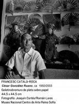 Francesc Catalá Roca. César González Ruano, ca. 1950-2003