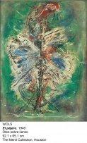 Wols. El pájaro, 1949