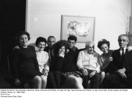 Retrato de familia, ca. 1968-1969